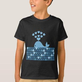 Whale Love T-Shirt