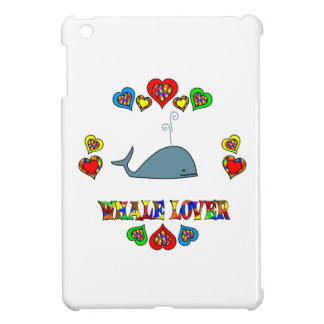 Whale Lover Cover For The iPad Mini
