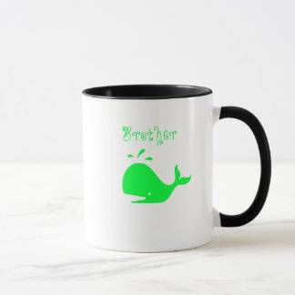 Whale Mania_Family Style Brother Whale Mug