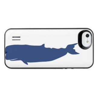 Whale Navy iPhone SE/5/5s Battery Case