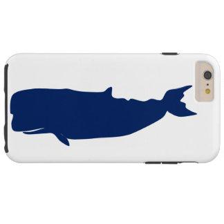 Whale Navy Tough iPhone 6 Plus Case