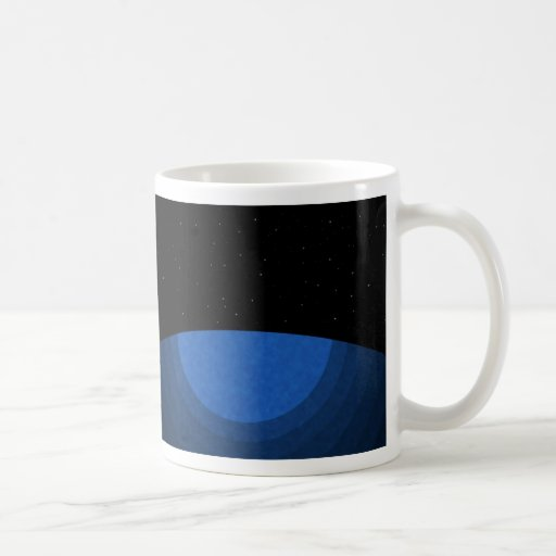 Whale (Night) Classic White Coffee Mug