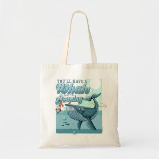 Whale of a Good Time bag