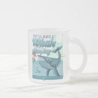 Whale of a Good Time mug