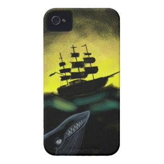 Whale of A Tale iPhone 4 Cover