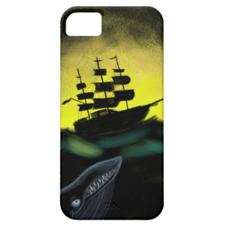 Whale of A Tale iPhone SE/5/5s Case