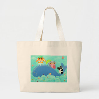 Whale Of A Time! Tote Bags