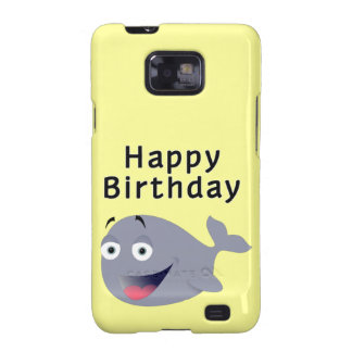 Whale of a Time - Happy Birthday Galaxy SII Cover