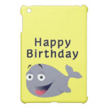 Whale of a Time - Happy Birthday Case For The iPad Mini