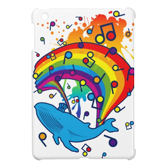 WHALE_OF_A_TIME iPad MINI CASES