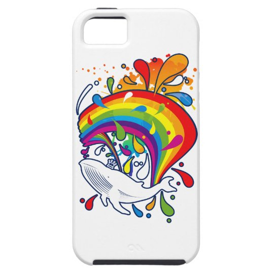 WHALE_OF_A_TIME iPhone SE/5/5s CASE