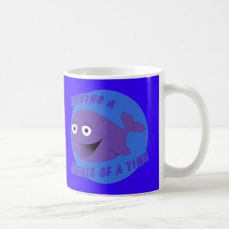 Whale of a Time Coffee Mug