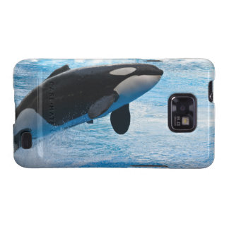 Whale of a Time  Samsung Galaxy Case Samsung Galaxy SII Case