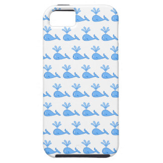 Whale Pattern. iPhone SE/5/5s Case
