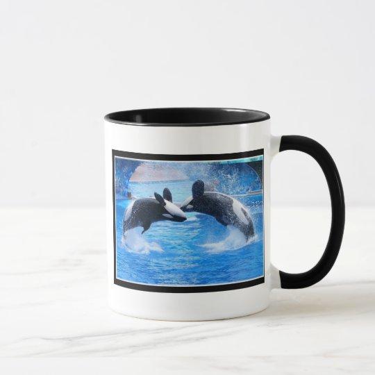 Whale Photo  Coffee Mug