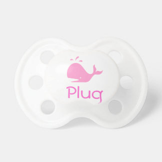 Whale Plug Pacifier