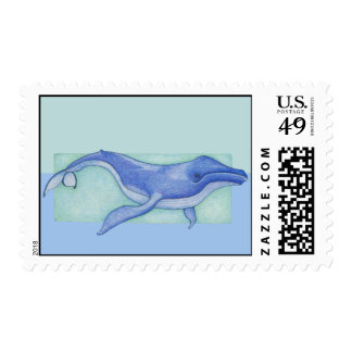 Whale Postage