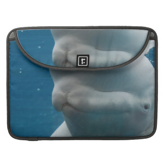 Whale Reflections Sleeves For MacBook Pro