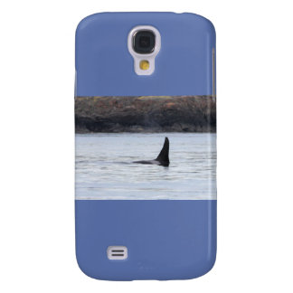 Whale: Resident Orca Whale Killer Whale Samsung Galaxy S4 Case
