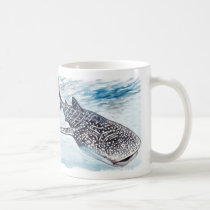 Whale Shark Artwork Mug