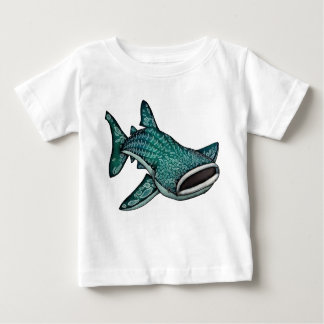 Whale Shark Design Baby T-Shirt