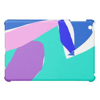 Whale Shark Dolphin Orca Rain Ocean iPad Mini Cases