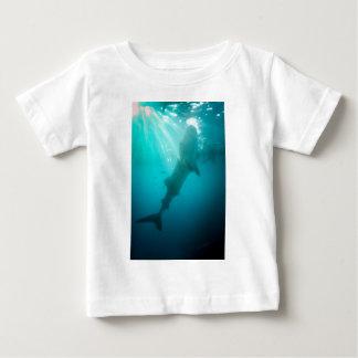 Whale shark feeding baby T-Shirt