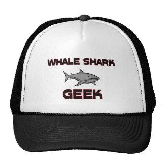 Whale Shark Geek Trucker Hat
