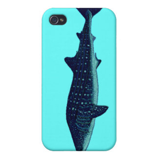 Whale Shark iPhone 4/4S Cover