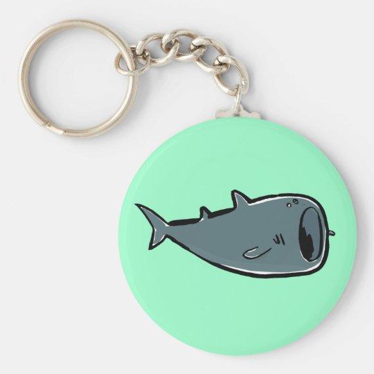 whale shark keychain