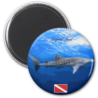 Whale Shark Magnets