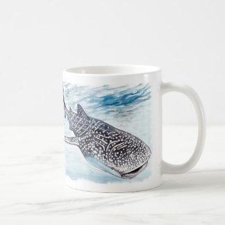 Whale Shark Original Artwork Mug