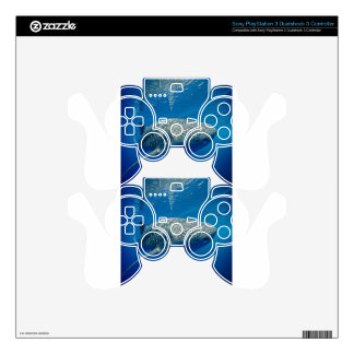 Whale Shark PS3 Controller Decals