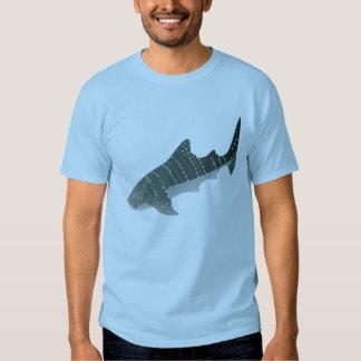 Whale shark t shirt