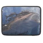 Whale shark underwater MacBook pro sleeve