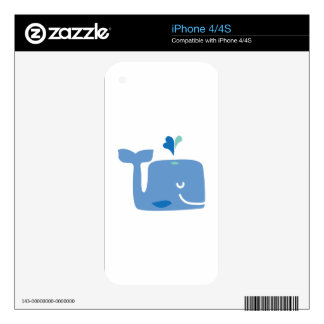 Whale Skins For The iPhone 4