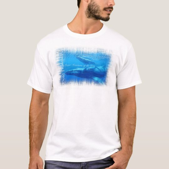 Whale Songs by Gregory Gallo T-Shirt