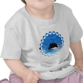 Whale Sounds Baby T-Shirt