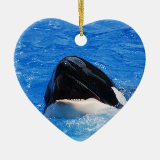 Whale Sounds Ornament