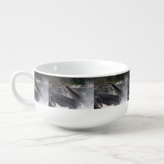 whale soup mug
