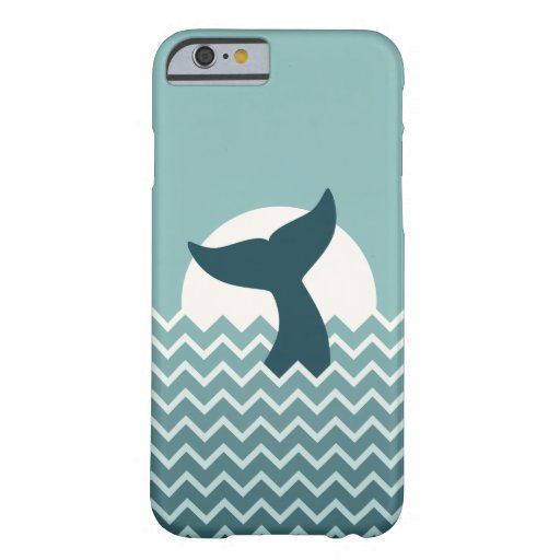 Whale Tail iPhone 6 Case