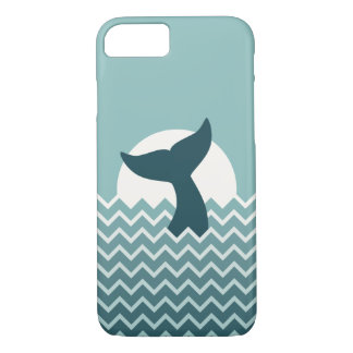 Whale Tail iPhone 7 Case