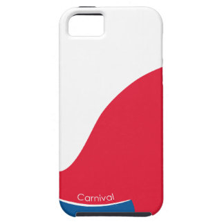 whale tail kids cruise design iPhone SE/5/5s case