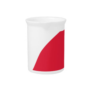 whale tail kids cruise design drink pitchers