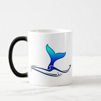 Whale Tail Magic Mug