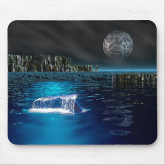Whale Tail Mousepad