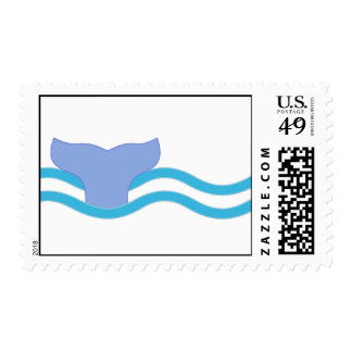 Whale Tail Postage