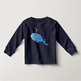 Whale - Toddler Long Sleeve T-Shirt