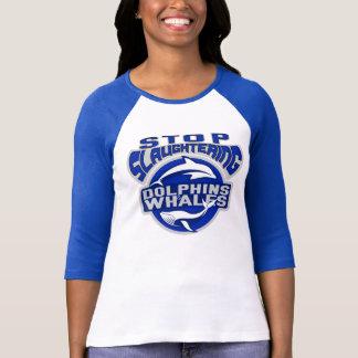 Whale WarShirt LogoB T-Shirt