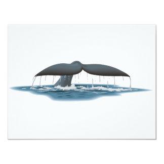 Whale Watcher Card